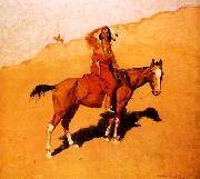 Frederick Remington Scout oil painting picture wholesale